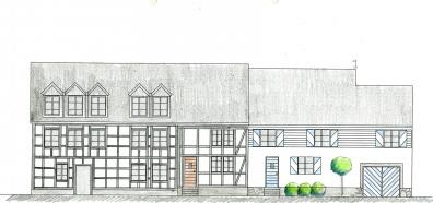 fachwerkhaus neu bauen mit zeitgem er w rmed mmung und guter energiebilanz. Black Bedroom Furniture Sets. Home Design Ideas